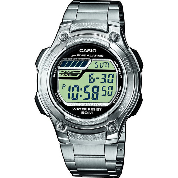 Casio Collection karóra   Casio Collection W-212HD-1A férfi karóra 4e47f25414