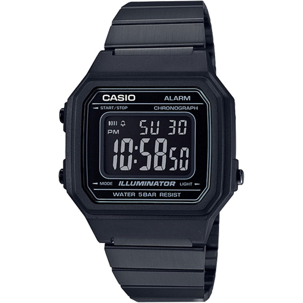Casio Collection B650WB-1B férfi karóra