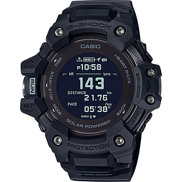 Casio G Shock karóra: Casio G Shock GBD H1000 1A7 férfi óra