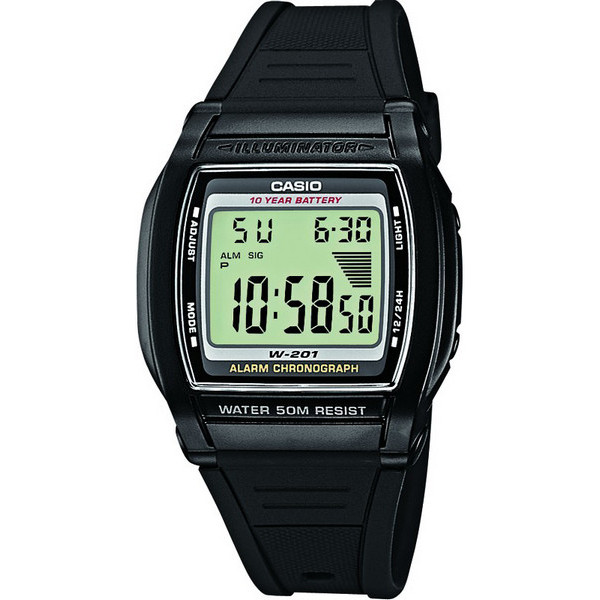 Casio Collection  W-201-1A férfi karóra